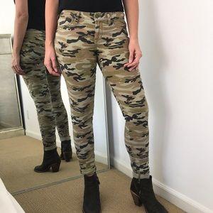 Rich & Skinny Camo Skinny Jean